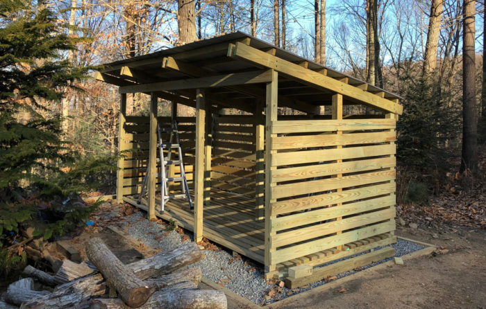Incredible Build Your Firewood Storage Shed To Stand The Test Of Time Fine Wiring Digital Resources Helishebarightsorg