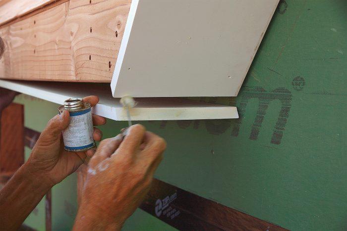 testing of PVC glues