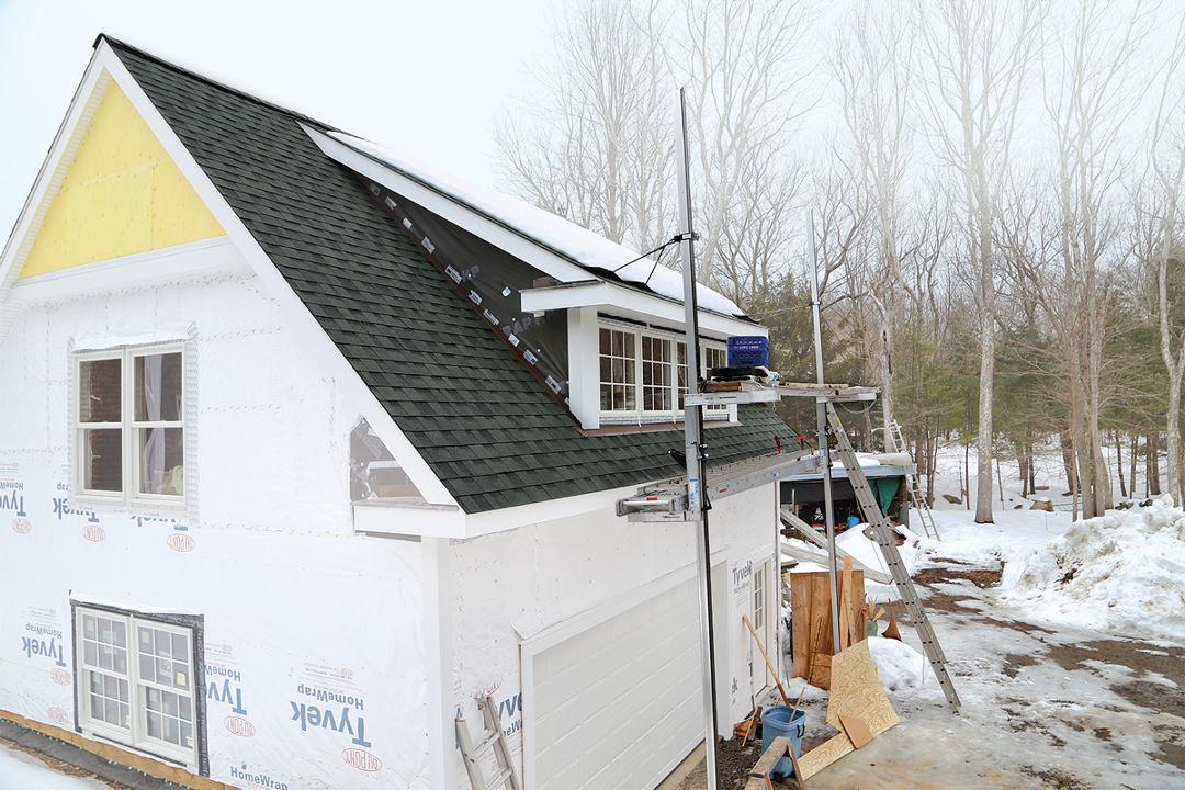 Four Steps To Flash A Dormer Fine Homebuilding