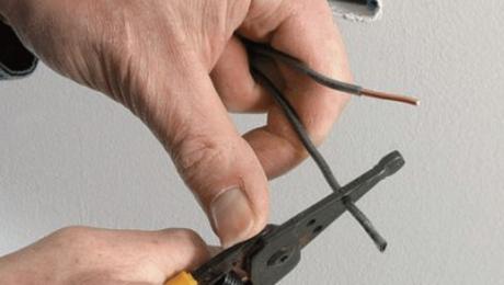 splicing a wire
