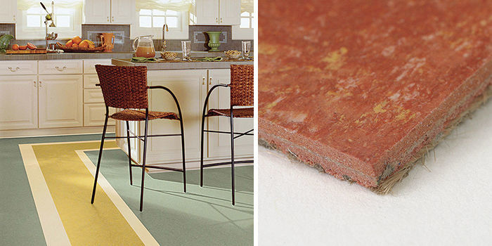 What S The Difference Linoleum Vs Vinyl Fine Homebuilding