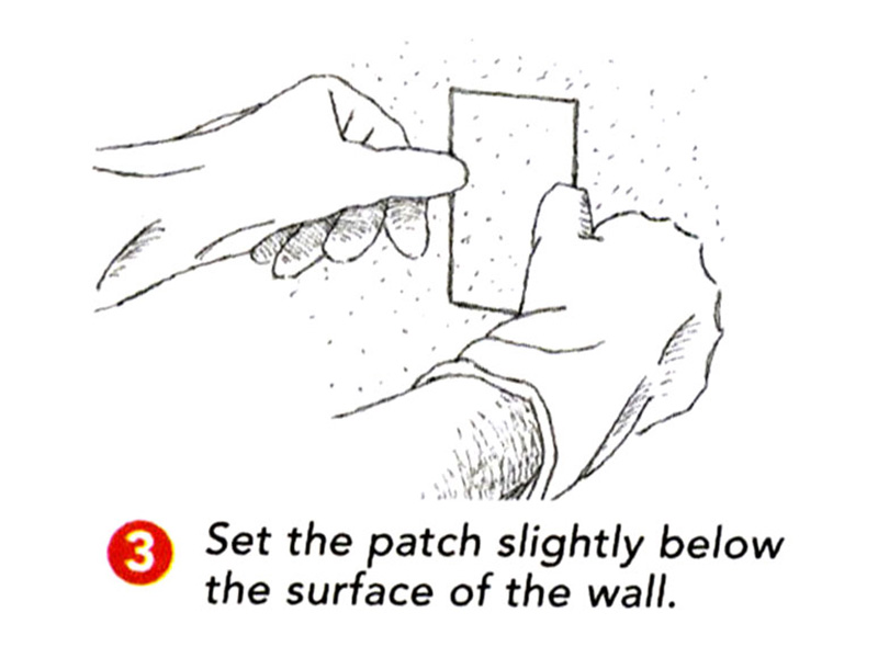 set the patch