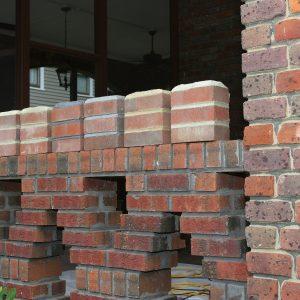 brick samples that match mortars
