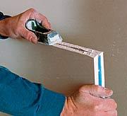 Surform pocket plane smooths the rough spots