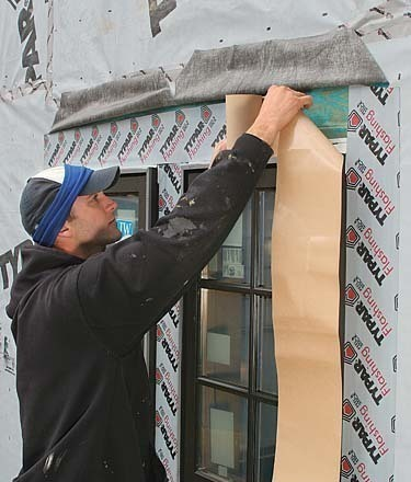 Installing And Flashing Windows Correctly Fine Homebuilding