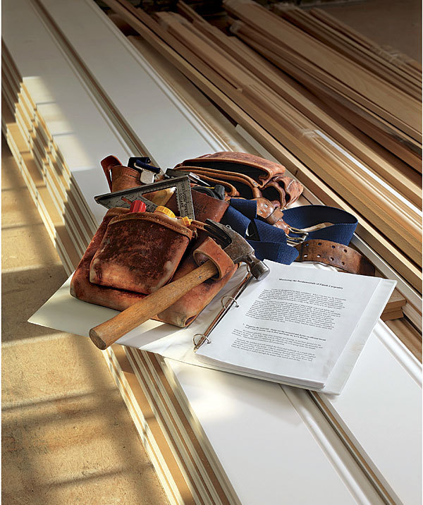 Superbe Synopsis: Trim Carpenters Put The Finishing Touches On A Homeu0027s Interior,  Making Sure That Everything Looks Perfect. The Best Finish Carpentry  Doesnu0027t ...