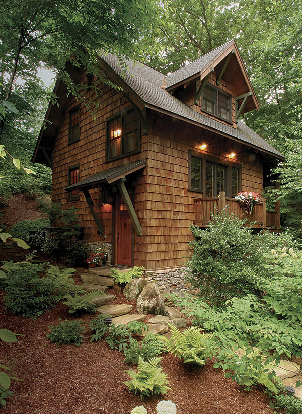 Live Tall on a Small Footprint - Fine Homebuilding
