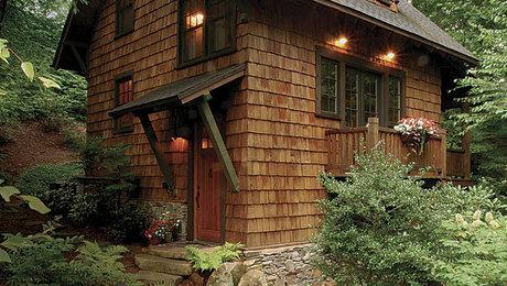 Live Tall On A Small Footprint Fine Homebuilding