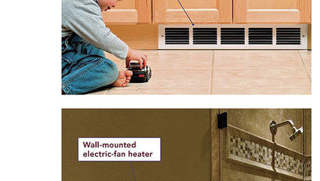 Cost Conscious Heating For Remodels Fine Homebuilding