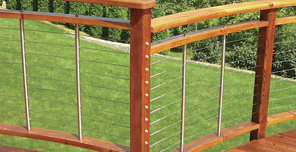 Durable Deck Railing Fine Homebuilding