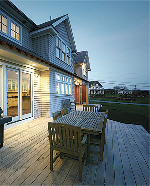 Buyer S Guide To Decking Wood Fine Homebuilding