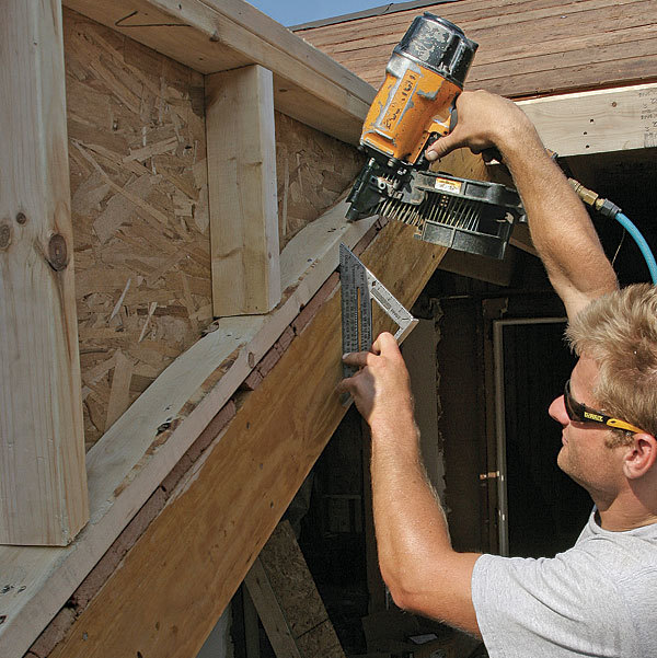 Choosing The Right Framing Nailer Fine Homebuilding