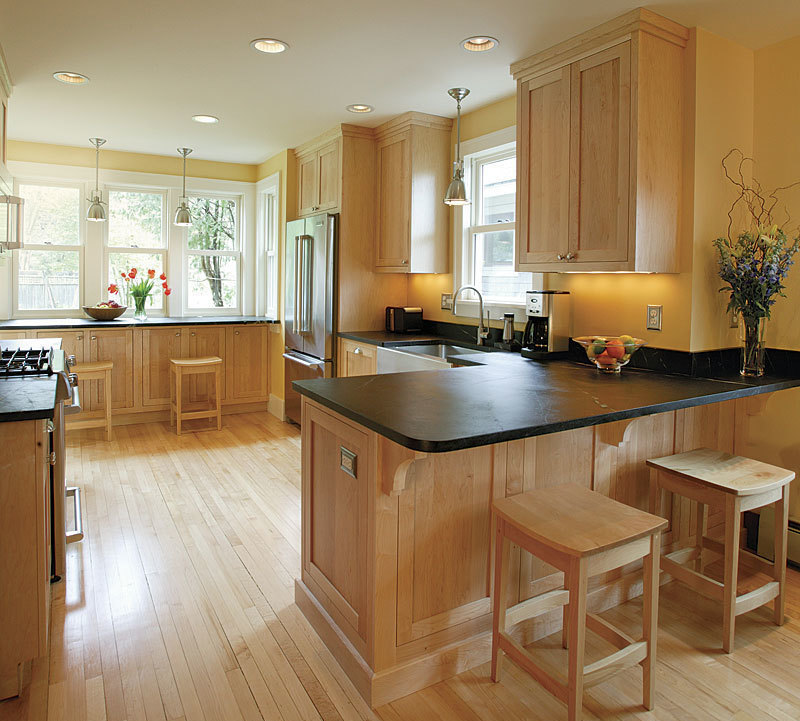 Kitchen Island Additions: A Small Addition Transforms A Kitchen