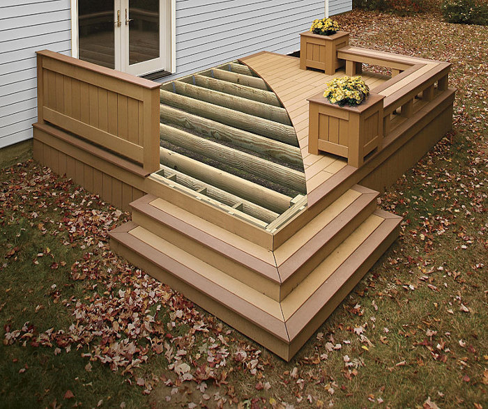 The Complete Guide to Building a Deck: Newtown 2014 - Fine Homebuilding