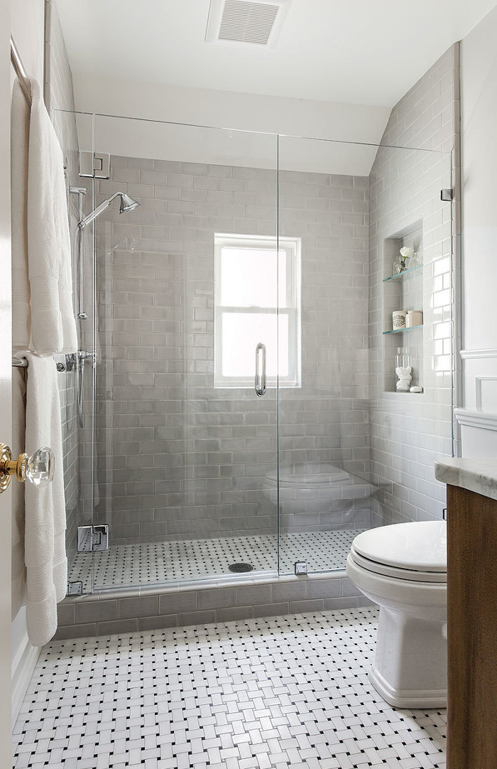 Tailoring a Full Bath for Empty Nesters - Fine Homebuilding