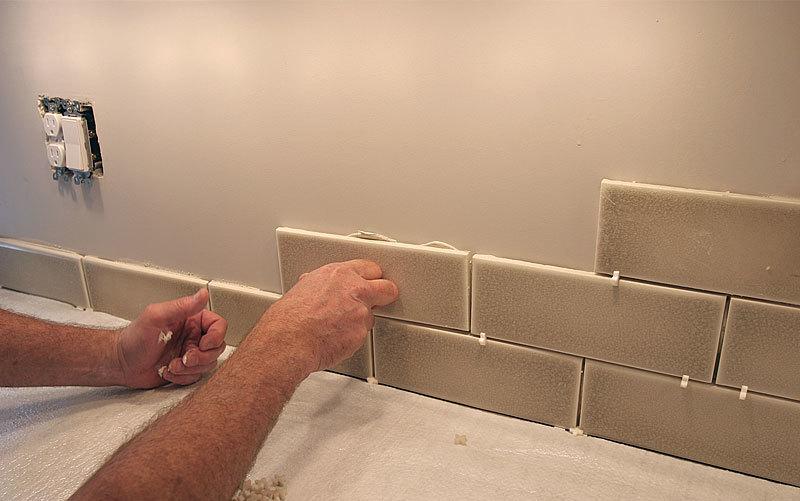 Tile Backsplash Layout - Fine Homebuilding