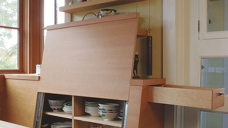Smart Storage For Small Spaces Fine Homebuilding