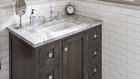 Master Bath Flip Flop Fine Homebuilding