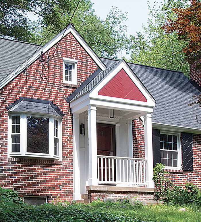 The Precut Porch - Fine Homebuilding
