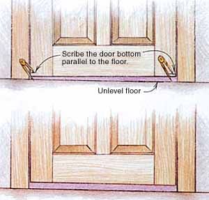 Parallel is more important than level or square  sc 1 st  Fine Homebuilding & Ten Rules for Finish Carpentry - Fine Homebuilding