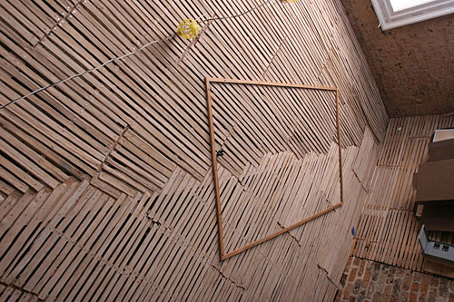Montpelier S Walls Take Shape Fine Homebuilding