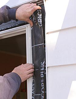 Flashing Replacement Windows Fine Homebuilding