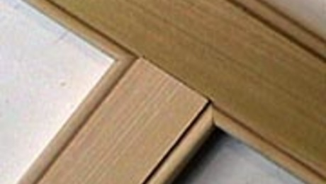 Video Add A Mitered Integral Bead To Cabinet Face Frames