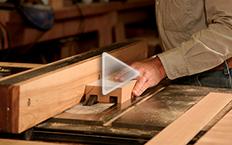 building a modern mantel