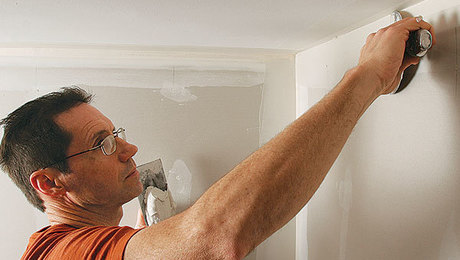 Drywall Finishing An Inside Corner Fine Homebuilding