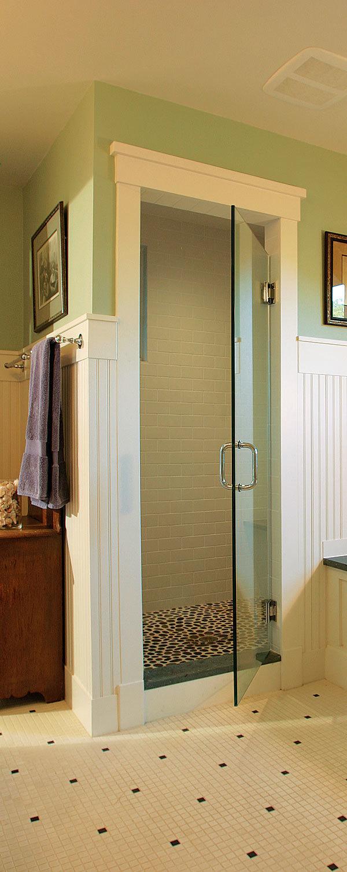 Wake Up To A Hot Shower Fine Homebuilding - Daltile arlington