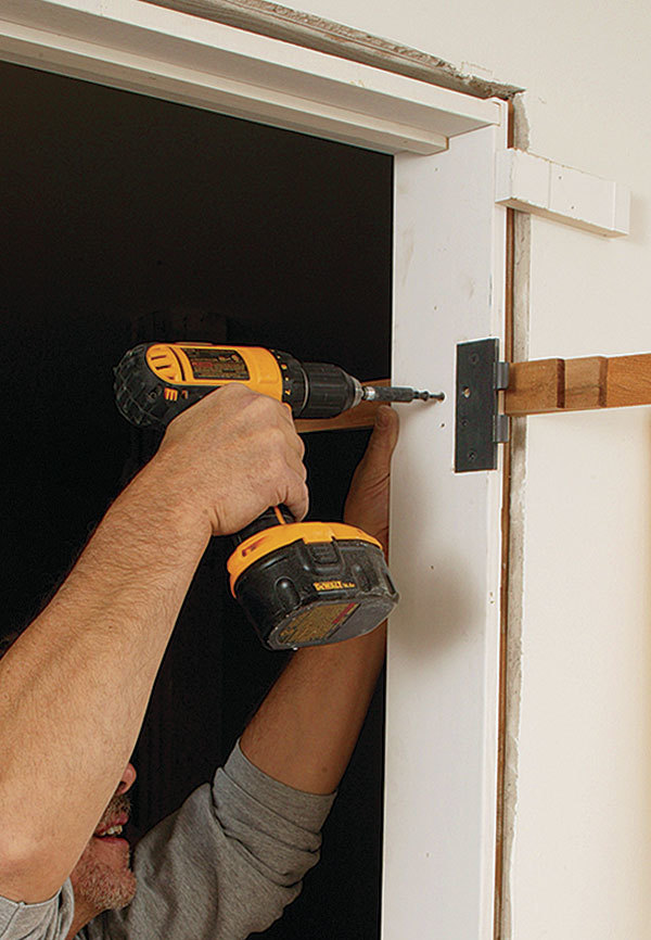 Jigs For Jambs And Other Door Hanging Advice
