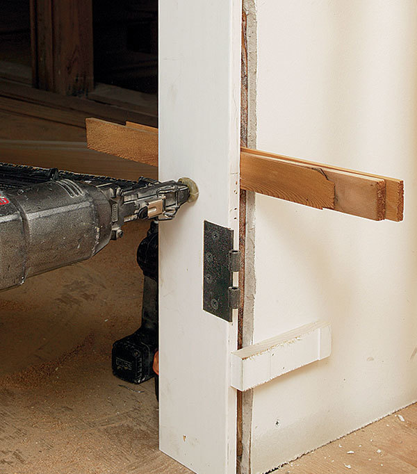 Jigs For Jambs And Other Door Hanging Advice Fine