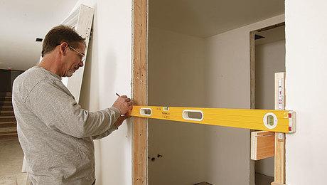 Jigs for jambs (and other door-hanging advice)  sc 1 st  Fine Homebuilding & Door Hanging Tools - Fine Homebuilding