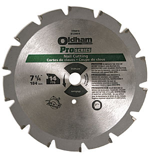 Whats the difference circular sawblades with different tooth a blade with as few as 14 teeth cuts quickly but roughly these blades tear through even the thickest stock with ease but their use is limited greentooth Choice Image