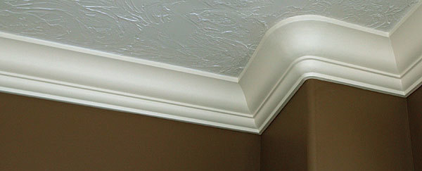 ... To Make Curved Interior Trim Details In Plaster Rather Than In Wood  (see U201cMaking Plaster Molding,u201d FHB #93). Recently, I Installed Crown  Molding Around ...