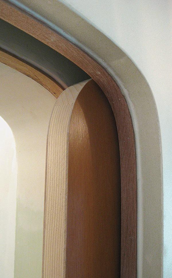 How To Build An Arched Pocket Door Fine Homebuilding