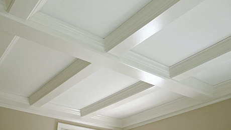 Tips For A Coffered Ceiling Fine Homebuilding