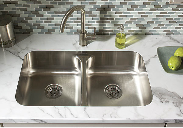 Undermount Stainless Sinks For Laminate Counters Fine