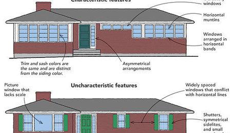 Character-Defining Windows - Fine Homebuilding