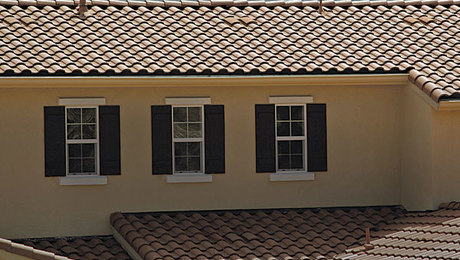 Low-Profile Ventilation for Tiled Roofs