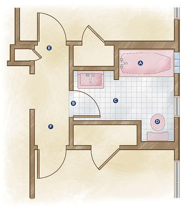 Artsrepublik Com Best Bath Towels Also Floor Plan App: How To Remodel A Bath For Accessibility