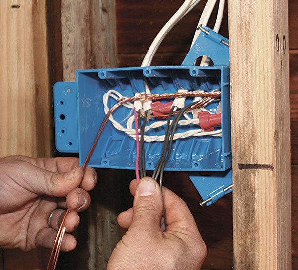 Wiring A Switch Box Plastic - Wire Data Schema •