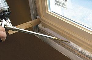 Air Seal Windows And Doors Fine Homebuilding