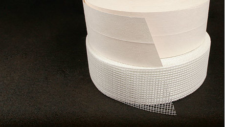 What S The Difference Paper And Fiberglass Mesh Drywall