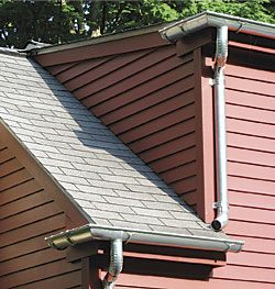 What S The Difference Gutters Fine Homebuilding