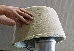 Recessed can lights fine homebuilding caps are insulation safe aloadofball Images