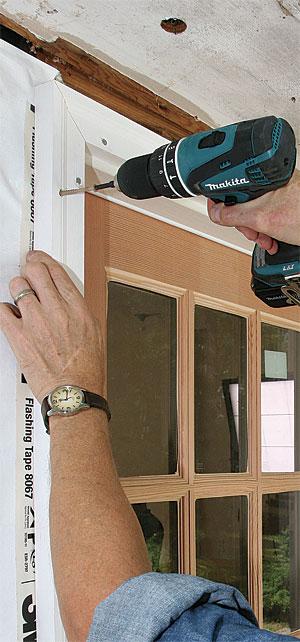 Step By Step & Install a Prehung Exterior Door - Fine Homebuilding