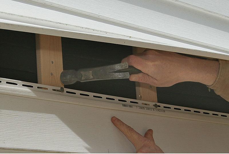 Removing Vinyl Siding Fine Homebuilding