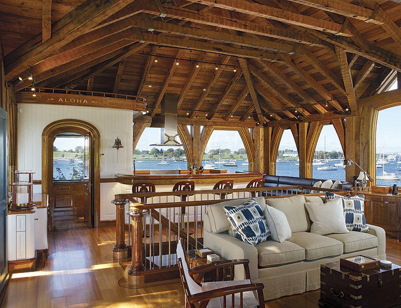 aloha boathouse fine homebuilding