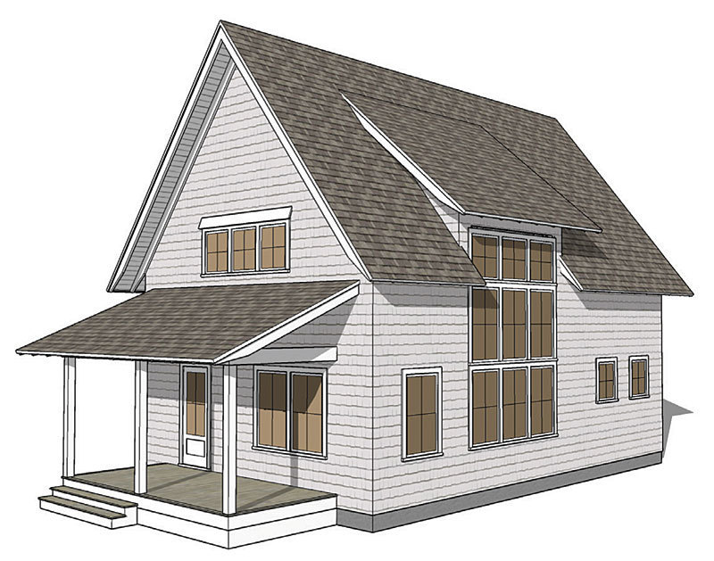 Making Shed Dormers Work